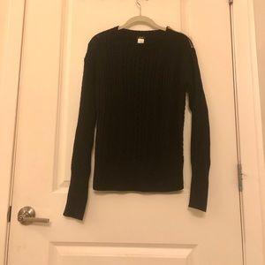 Navy J.Crew Sweater
